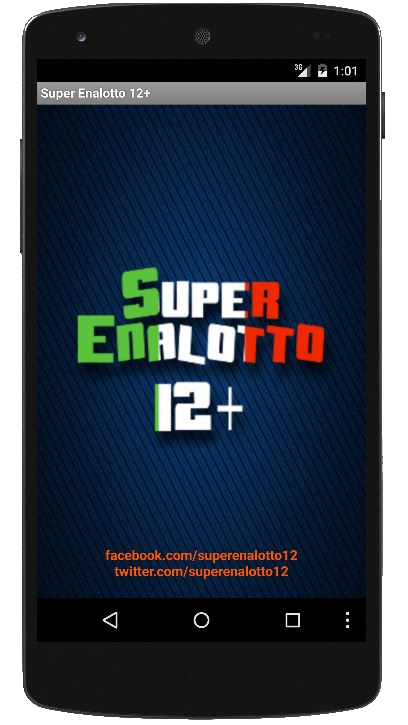 download SuperEnalotto12+ Pro Android App